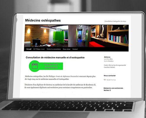 Un site internet personnalisé et bien reférencé