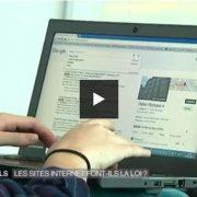 Reportage France2 : LEs sites internet font ils la loi ?